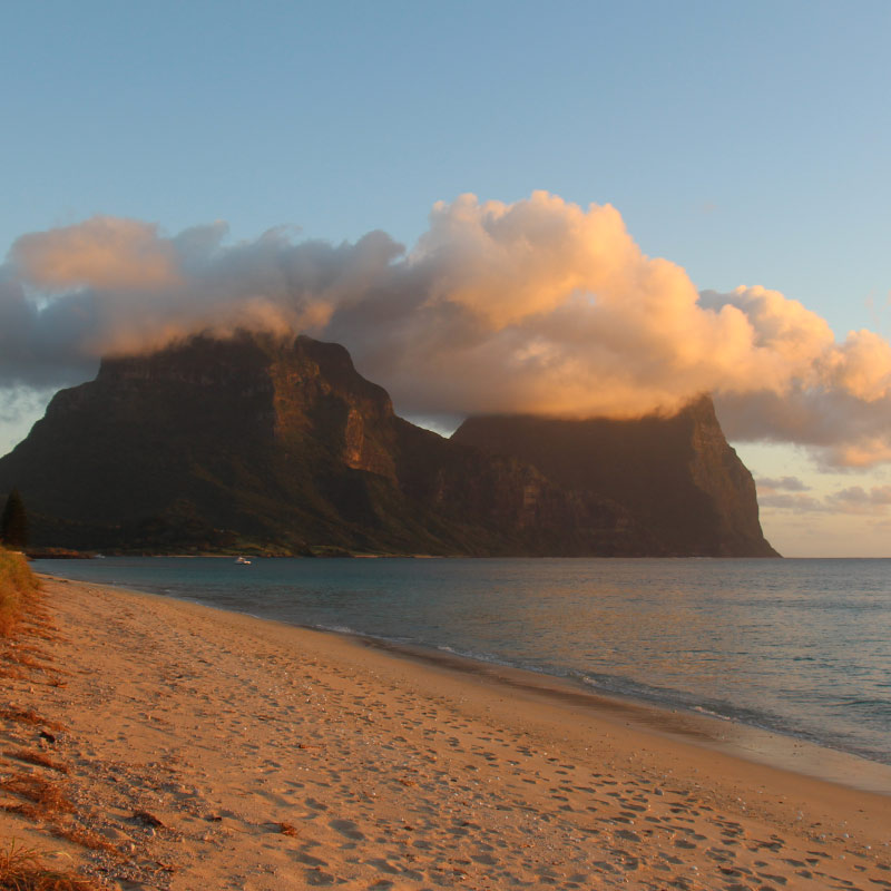 Bowker Beach House, Lord Howe Island